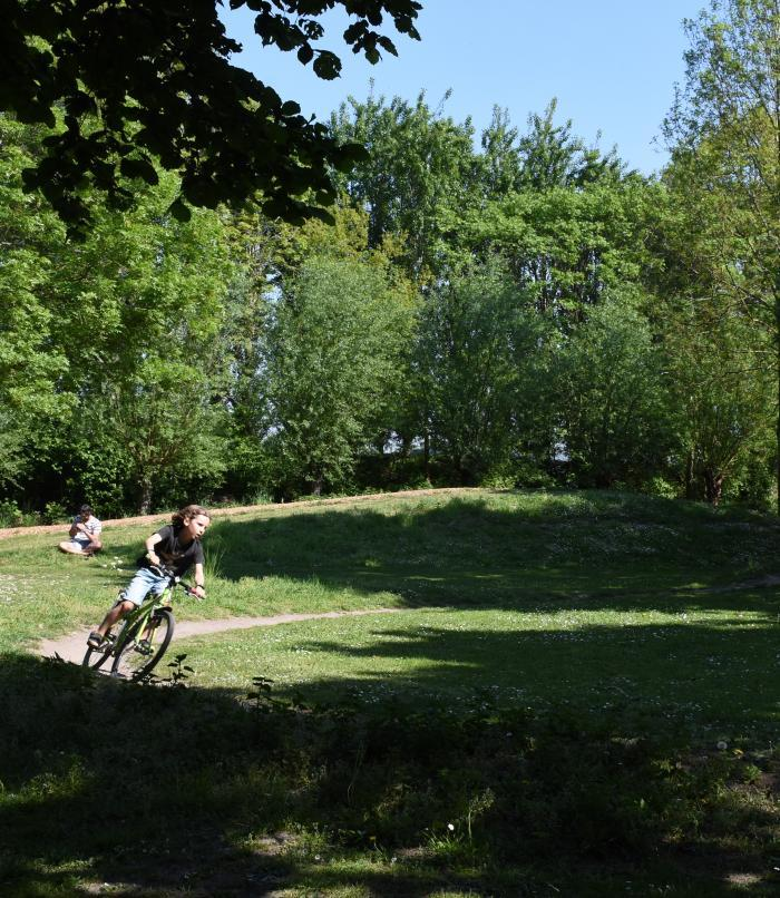 Mountainbike parcours